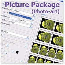 فتوآرت - آموزش فتوشاپ - بسته ی تصاویر