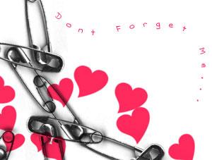 Heart & Clips